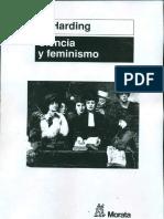 Sandra Harding. Capítulos I y II.pdf