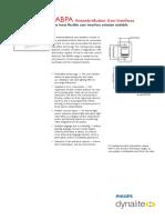 PABPA Data Sheet Nov 2014