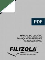 Manual Usuário Platina