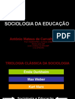 Durkheim,Marx&Weber