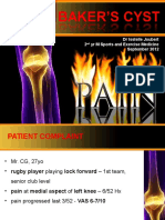 AFINALBakers Cyst Sat PPP.ppt IJ