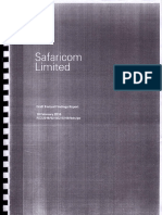 The Safaricom KPMG Audit