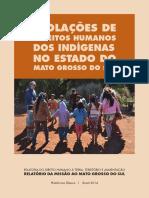 Violacoes Direitos Indigenas Dhesca Bollbrasil