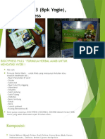 0813-2152-9993(Bpk Yogie), Herbal BioCypress Malang