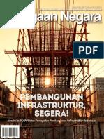 Media Kekayaan Negara Edisi No. 21 Tahun VI - 2015 – Pembangunan Infrastruktur, Segera