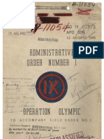 Operation Olympic (1945)