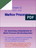 Ch12 2 Markov