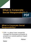 CSR DEfinitions 2
