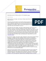 Achieve's June Perspective Newsletter
