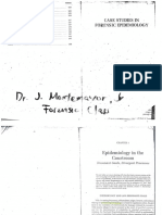 Case Studies in Forensic Epidemiology_Sana Loue