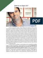 Economia - Piketty y