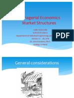 Managerial Economics - 2016 - Segment 2.2 - Market Structures - AK