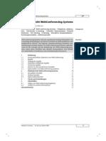 Stoller-Schai 2008 - Marktübersicht WebConferencing-Systeme