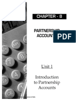 Accounting 4 Partenership by icap india
