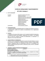 3. Gestion de Operaciones y Mantenimiento - V2
