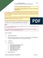 Specification Guide - 12 3661 19 Quartz Agglomerate Countertops_1