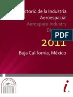 Empresas de manufactura aeronáutica Baja California, México