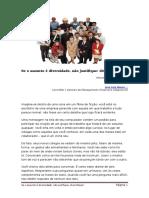 José Luís Neves - Diversidade (Artigo) 4