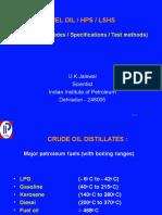 Fuel Oil, Hps, Lshs