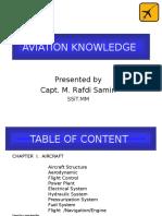 Aviation Knowledge Presentation 2016