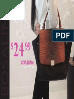 Handbag Bolsalina Ad