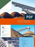 Kenya Mining Investment