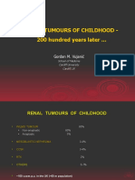 Tumori Bubrega u Dece