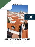 Structuri Din Zidarie - Probleme Si Solutii Moderne