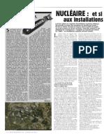 Une installation nucléaire militaire secrète à Gramat, quesls risques, quels contrôles ?
