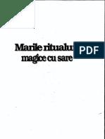 Ritualuri Cu Sare PDF