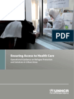 Ensuring Access to Health Care
