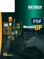 Extech Catalog 40 Spreads