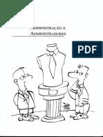 Administração e Administradores - Maximiano - 5°Ed