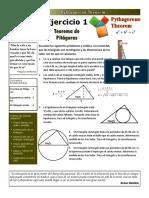Exercise 1 - Pythagorean Theorem