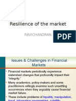 10. Resilence of Market