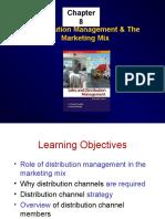 Ch 8 Marketing Mix