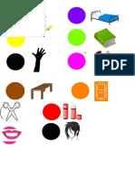 Colours Items