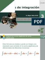 Integración Por Fórmulas 03