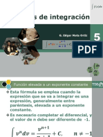 Integración Por Fórmulas 05
