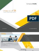 REVIVE company profile