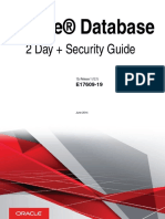 Oracle Database 2 Day Security Guide