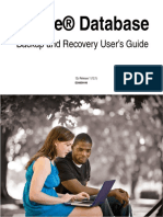 Oracle Database Backup and Recovery User Guide