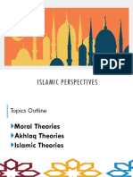2 - Islamic Perspectives