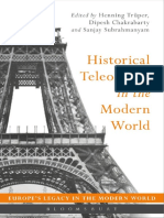 (Europe's Legacy in the Modern World) Henning Trüper, Dipesh Chakrabarty, Sanjay Subrahmanyam (eds.)-Historical Teleologies in the Modern World-Bloomsbury Academic (2015).pdf