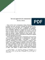 blanchot, Sur un approche du communisme.pdf