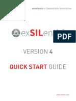 Exsilentia v4 Quick Start Guide