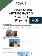 Tema 5- Edad Media0.El Romanico y Gotico 2a Parte