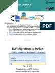 SAP BW Migration to HANA-eBook