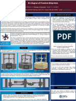 POSTER - Six Degree of Freedom Bioprinter