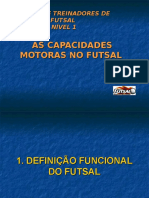 As Capacidades Motoras No Futsal-1
